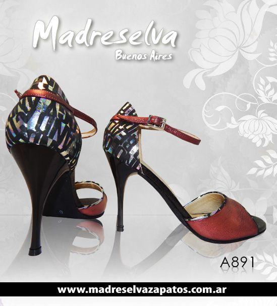 Tango  Shoes A891