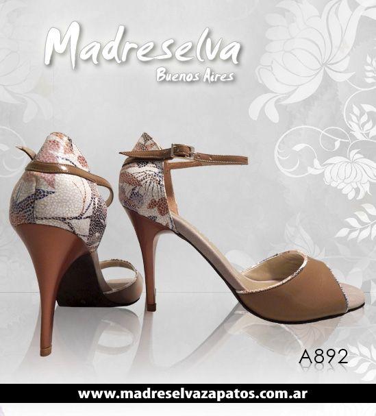 Zapatos de Tango A892