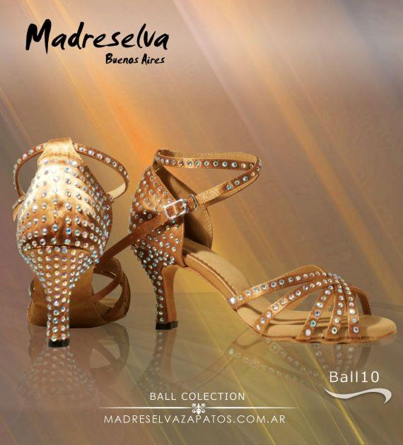 Zapatos de Salsa y Bachata Ball10