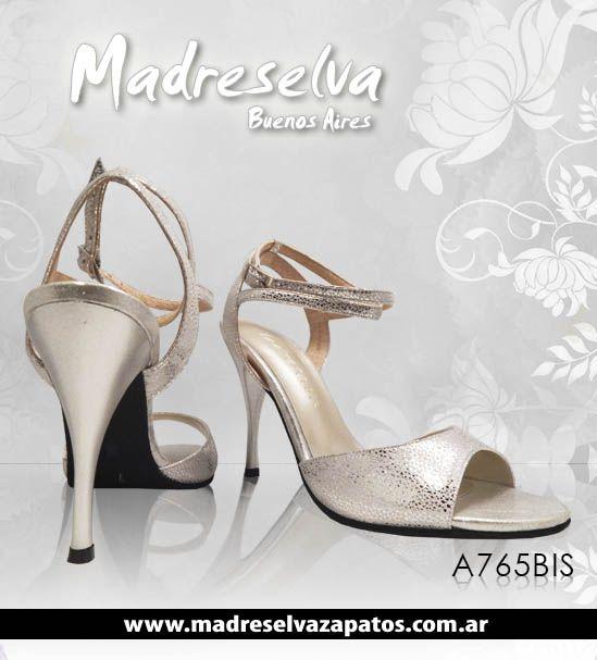 Zapatos de Tango A765 BIS