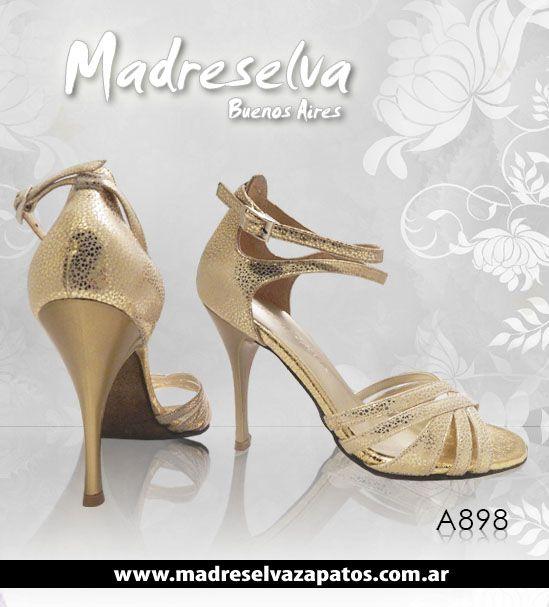 Zapatos de Tango A898