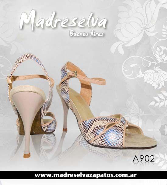 Zapatos de Tango A902
