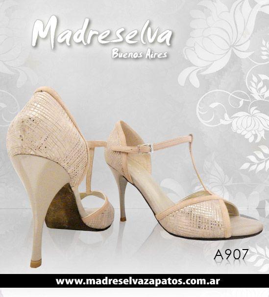Zapatos de Tango A907