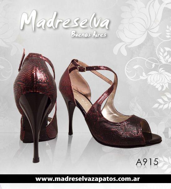 Zapatos de Tango A915