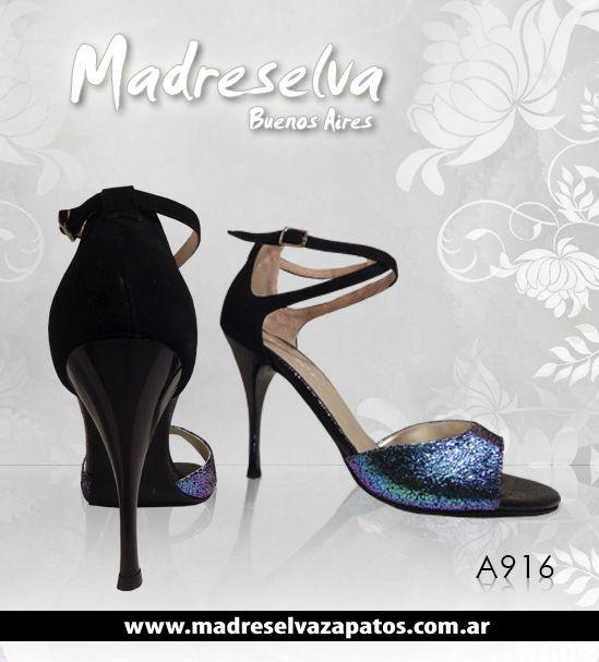 Zapatos de Tango A916
