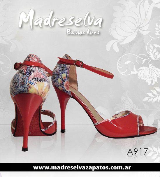 Zapatos de Tango A917