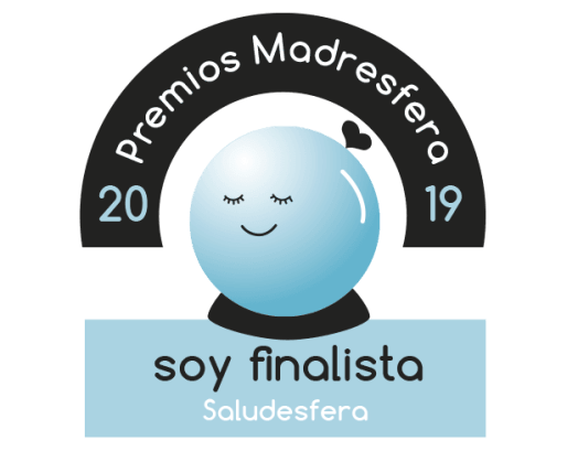 Finalista Premios Madresfera 2019 Saludesfera