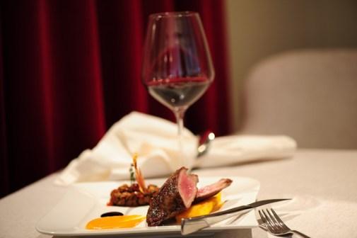 Buena cocina frances en Lafayette