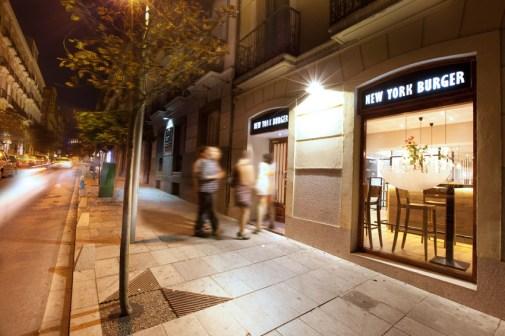 NY Burger en la Calle Recoletos