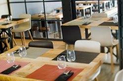 Comedor informal en Granvía Uno