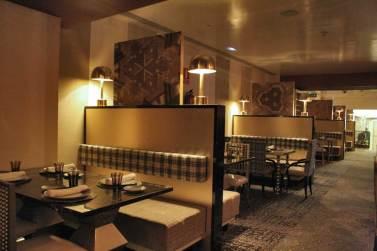 Restaurante Columbus Madrid