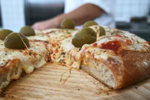 Pizza Muza en Picsa