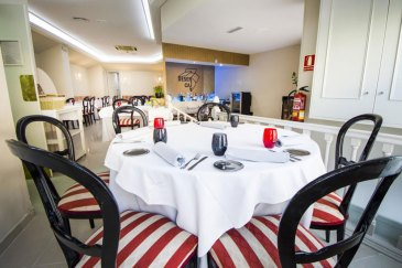 Restaurante Desencaja Madrid de iván Sáez