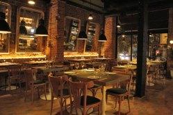 Restaurante Lamucca en calle Almagro de Madrid