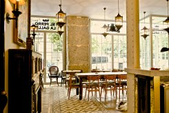 Restaurante El Perro y la Galleta en Madrid