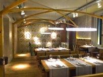 Comedor de arriba en La Bien Aparecida en Madrid