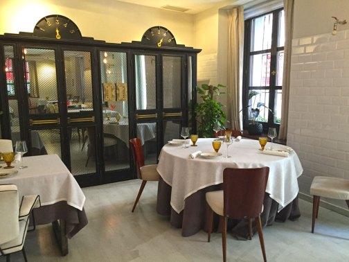 Comedor en La Candela Restó de Madrid