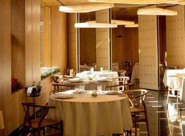 Restaurante A'Barra Madrid en la calle Pinar