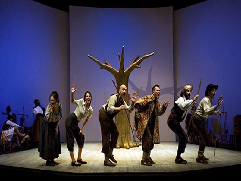 teatro la abadía, madrid
