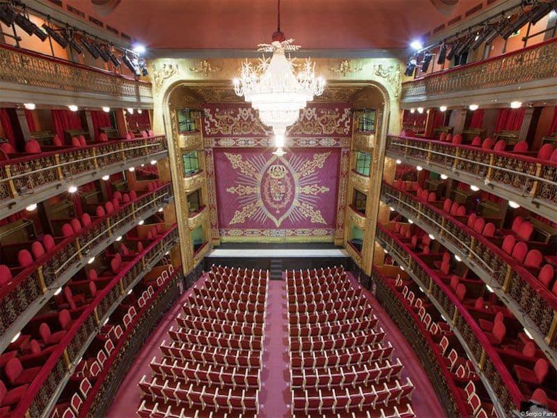 teatro español, madrid