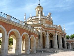 Iglesia de San Antonio. Aranjuez.