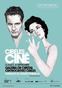 Comienzan las proyecciones de Cibeles de Cine, del 14 de julio al 8 de septiembre en la Galería de Cristal.