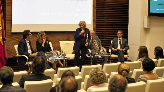 Arranca el Foro Madrid Solidario, una instancia de consulta y diálogo entre actores sociales