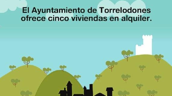 Torrelodones saca a licitación 5 viviendas sociales