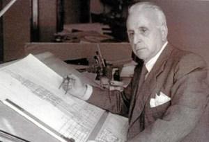 El arquitecto Antonio Palacios realizó una destacada labor en la capital.