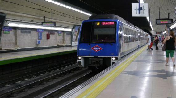 Madrid aprueba una inversión de 8 M para renovar la vía en la línea 8 de Metro