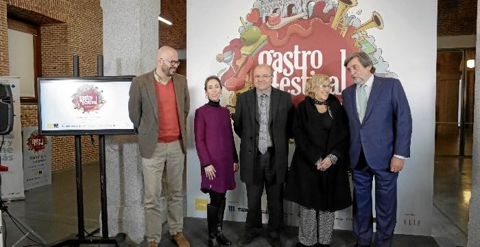 'Gastrofestival Madrid' vuelve a llenar de propuestas culinarias la capital