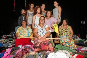 El Teatro Español presenta 'Fuenteovejuna'.