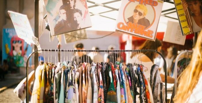Lost&Found Market, un escaparate de objetos 'vintage' en Conde Duque