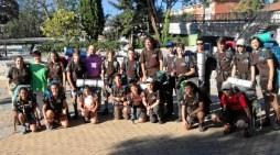 Comienza la expedición 'Giner de los Ríos' en la que participan dos estudiantes becados por el Consistorio de Guadarrama