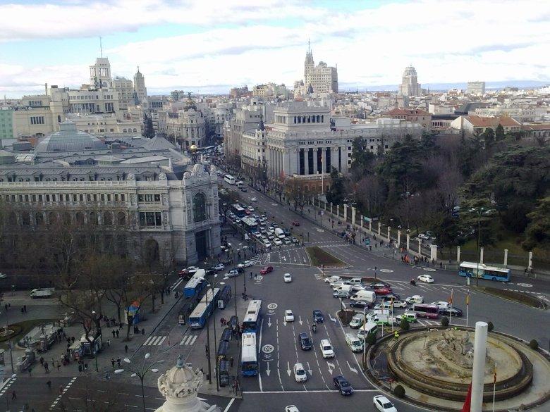 Cibeles y Alcalá