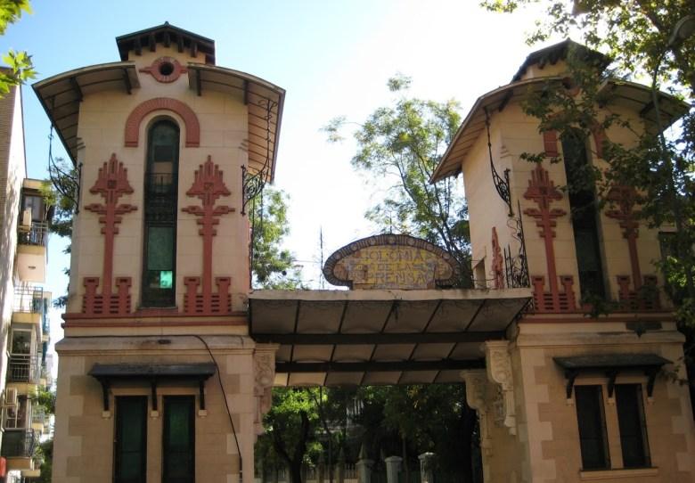 Colonia La Prensa