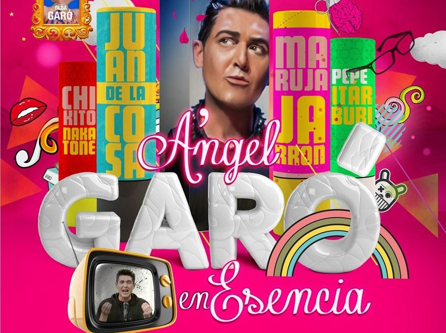 ANGEL GARÓ con 'En esencia' en el NUEVO TEATRO ALCALÁ