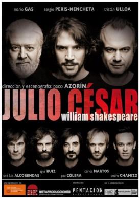 JULIO CESAR, Teatro Bellas Artes