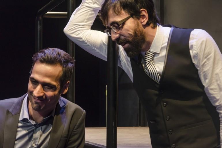 MISÁNTROPO, versión libre de Miguel del Arco en el Teatro Español