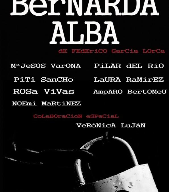 La casa de Bernarda Alba, en el Teatro Quevedo