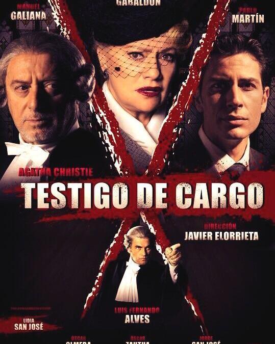 TESTIGO DE CARGO en el Teatro Amaya