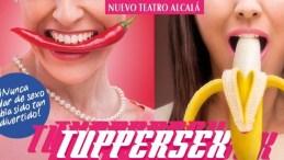 TUPPERSEX en el Nuevo Teatro Alcalá