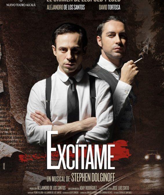 EXCÍTAME El crimen de Leopold y Loeb en el Nuevo Teatro Alcalá