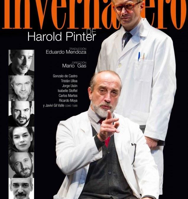 INVERNADERO de Harold Pinter en el Teatro de La Abadía