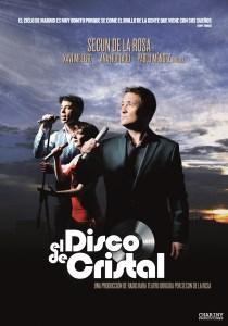 El Disco de Cristal - Cartel