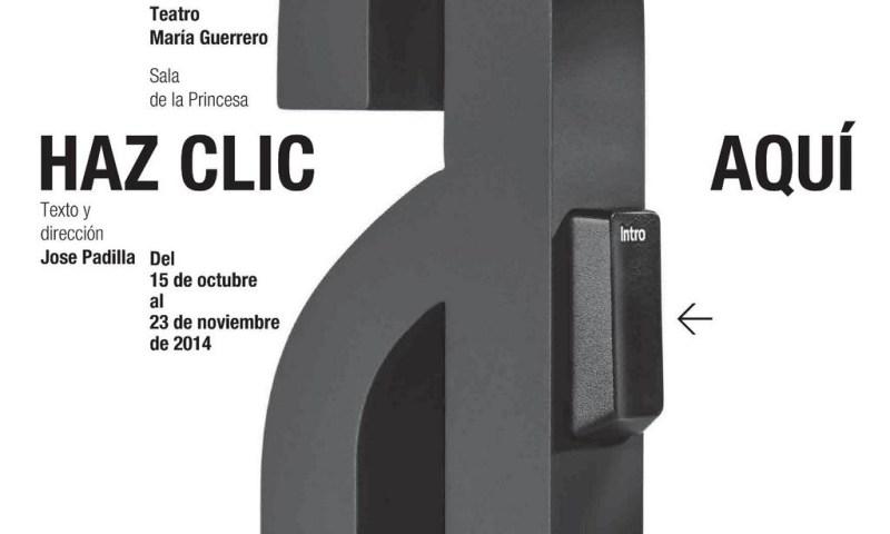 HAZ CLIC AQUÍ  de José Padilla en el Teatro María Guerrero