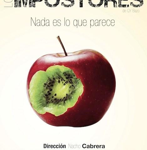 LOS IMPOSTORES en el Teatro Cuarta Pared - Madrid Es Teatro