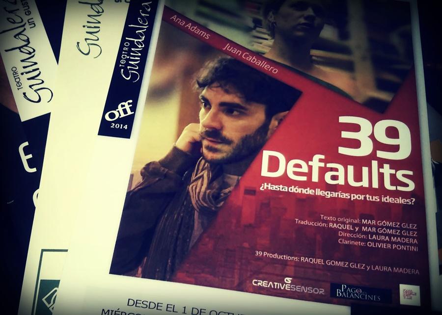 39 Defaults – Estado de sospecha