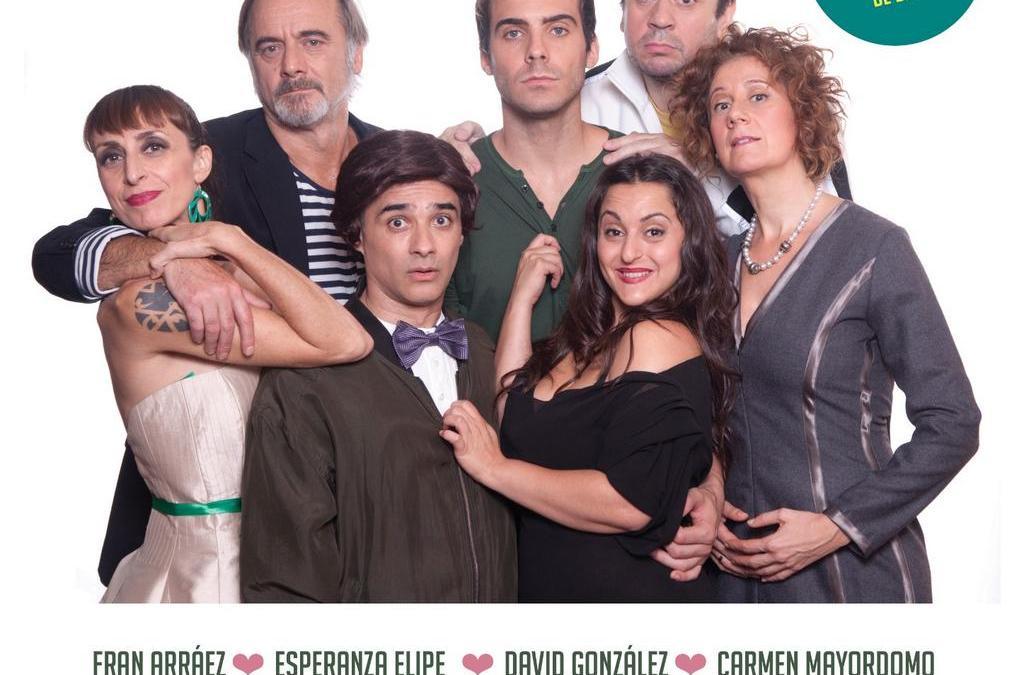 LOCURAS COTIDIANAS en el Teatro Lara