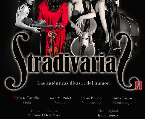 STRADIVARIAS II en el Teatro Infanta Isabel